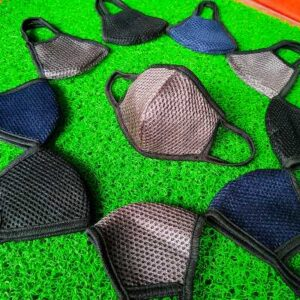 kids netted mask